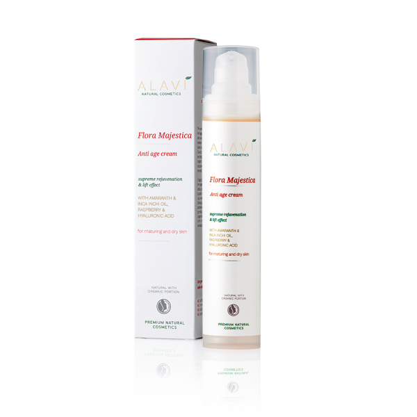Flora Majestica Anti age cream