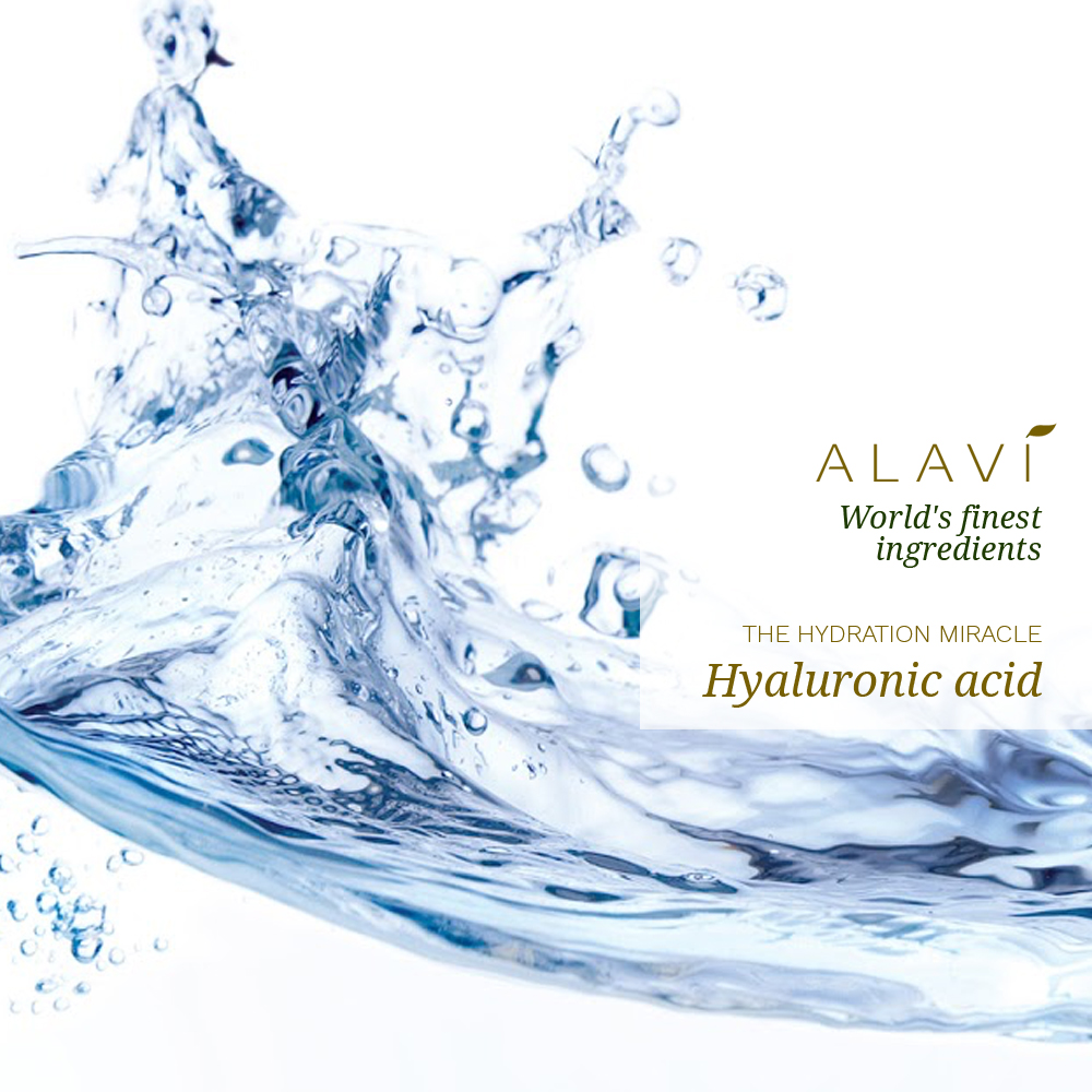 Hyaluronic acid - the hydration miracle