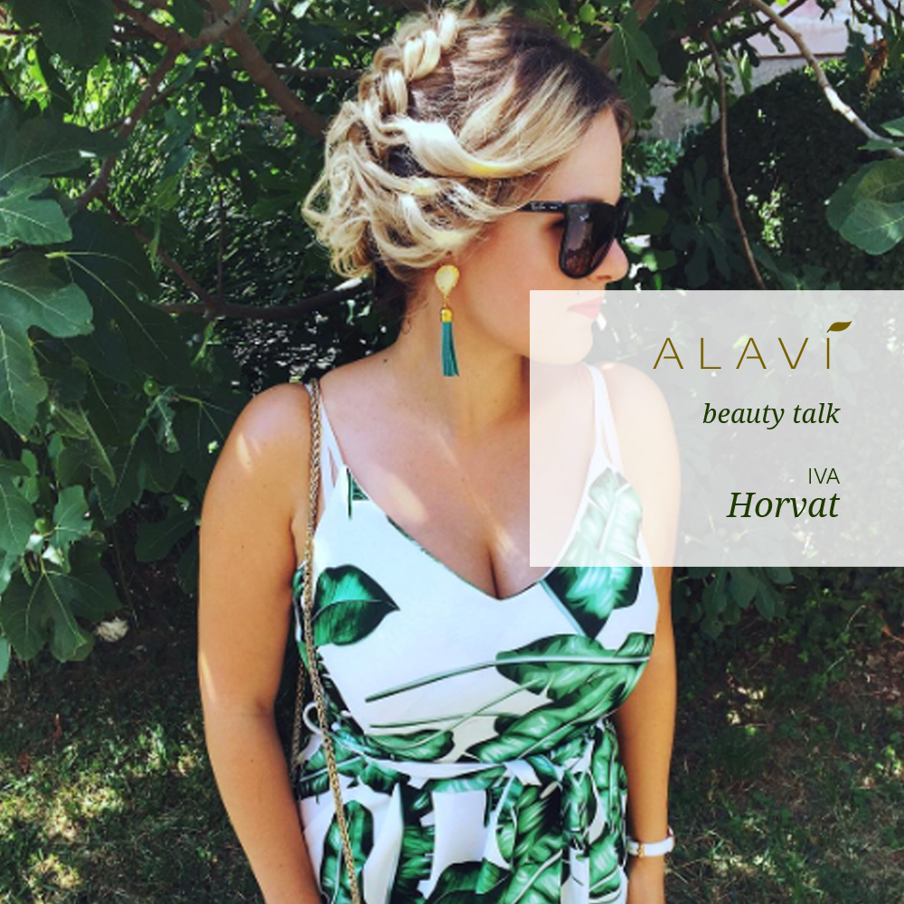 Beauty talk - Iva Horvat