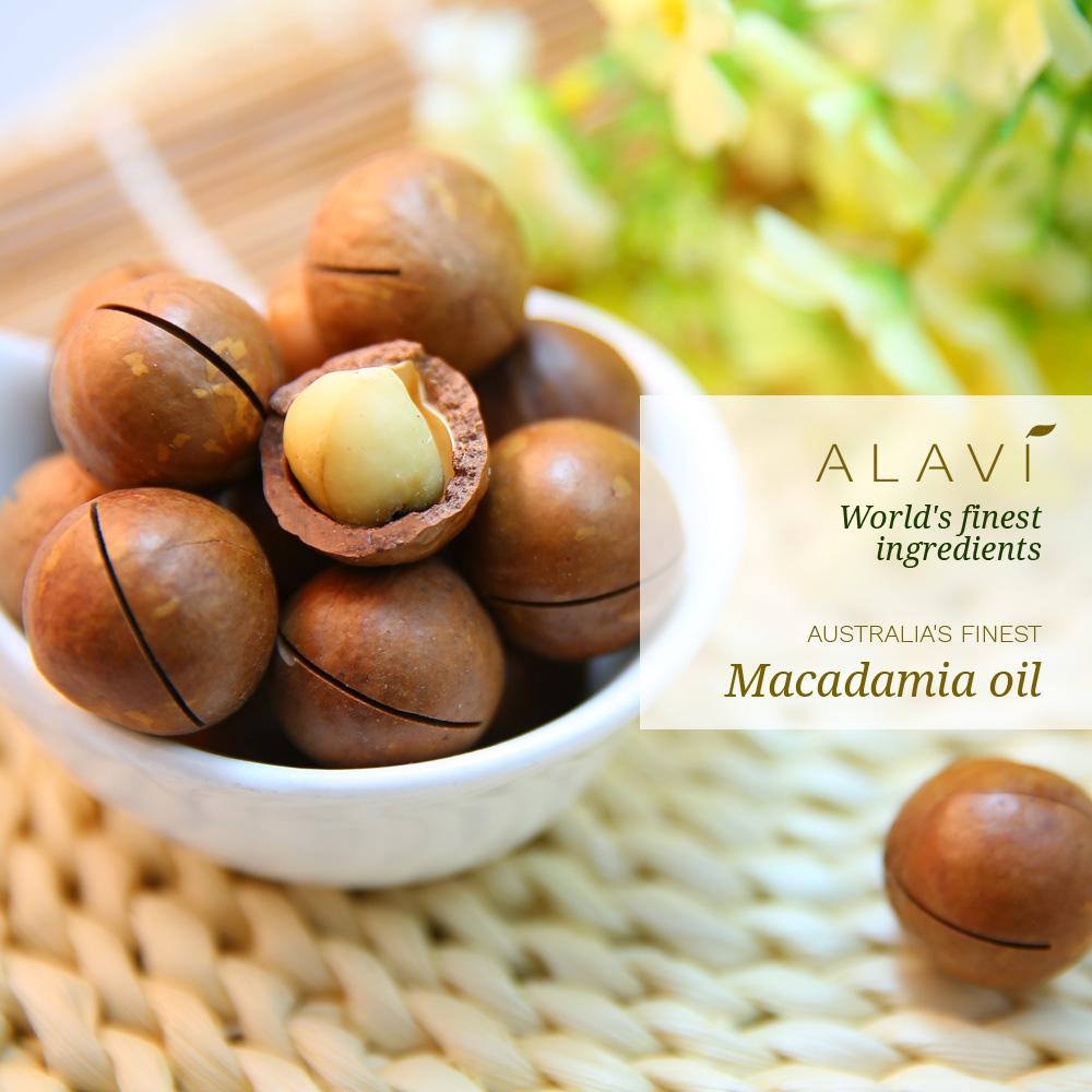 Australia's finest - Macadamia oil
