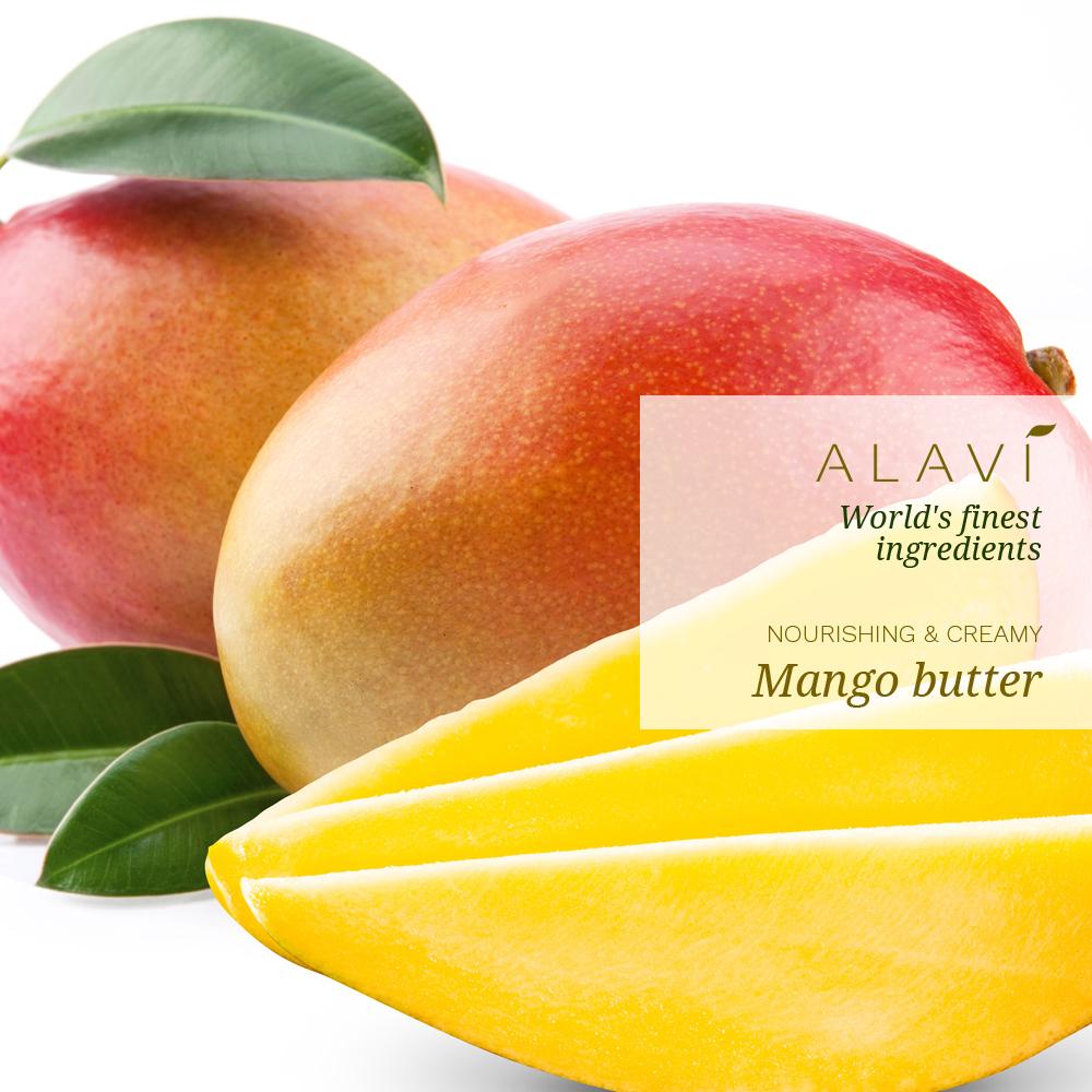 Mango butter - nourishing & creamy
