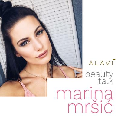 Beauty talk - Marina Mršić