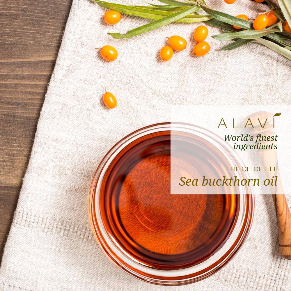 Sea buckthorn oil - the oil of life
