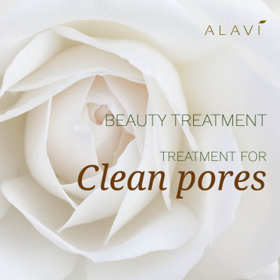 Treatment for clean pores